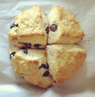uncheffed - Basic Blueberry Scone (1)